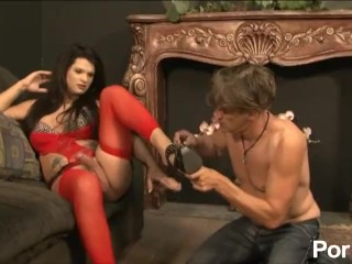 Erotic Tranny Ass Worship - Scene 3