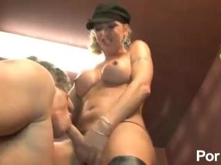 Erotic worship scene 1...