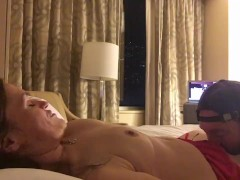 Hotel Hookup - Getting my Pussy Eaten Right