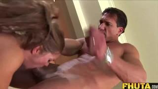 Fhuta - Pure bitch wants a massive dick in her butt Dick rough