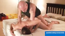 Mature Dudes Barebacking