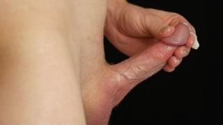 Soft/Hard Kegel Flex and Cumshot