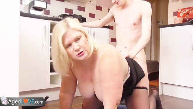 AgedLove Lacey Star and Sam Bourne