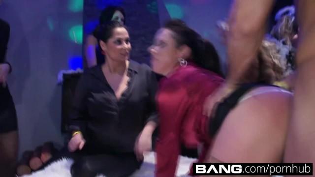 BANG.com: Orgy Parties Are A Sluts Dream 16