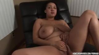 My sista got dem yuge titties Busty natural