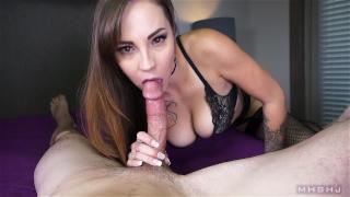 Sasha Foxxx - Legendary cock sucker Doggy style