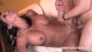 Hot Latina PornStar Makes Booty Call To Young Stud