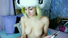 Topless Vaping Canuck o0Pepper0o