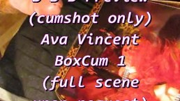 BBB preview: Ava Vincent's 1st BoxCum
