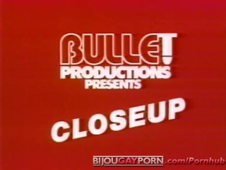 Nick Rodgers & Bull Dozier in BULLET VIDEOPAC 7 (1982)
