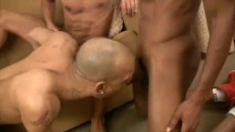 Carlito's Ass Gets Creampied By Two Gigantic Dicks: Chase Coxx, Carlito