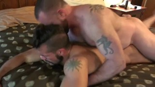Aarin Asker's First Double-Penetration pt2