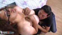 AgedLove Rosaly hardcore mature sex