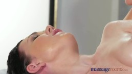 Topless young juicy orgasm masturbating with dildo
