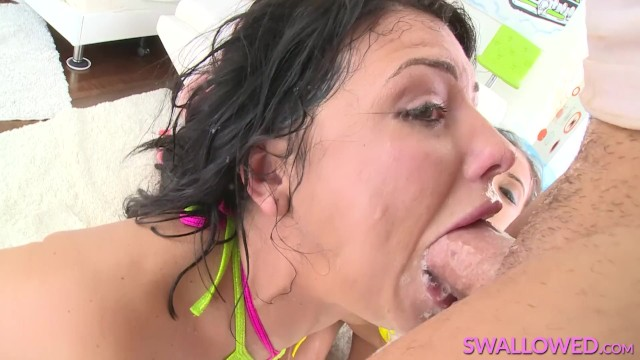 blowjob swallowed hot nsked girls