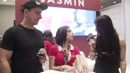 AVN 2016 Darcie Dolce and Noelle Easton Interviews