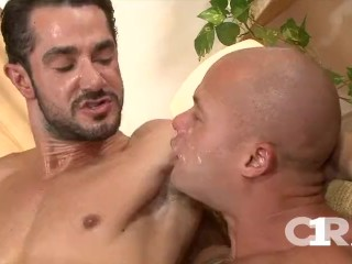 Bad Boys Get Spanked and Then Fucked