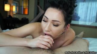 Aria's edging orgasm control