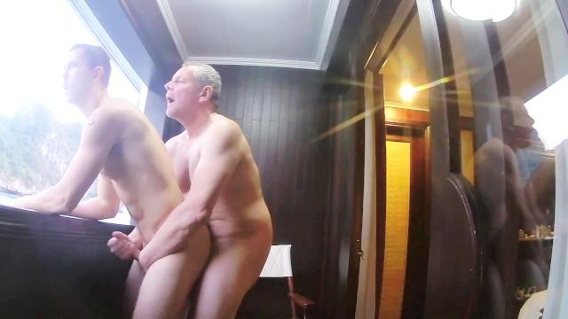 Collegio Stud gay porno