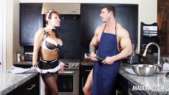 Ava devine sucks dog - Hot anal double penatration ava devine dirty girl