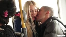 Mofos - Ass-Fucked on the Public Bus