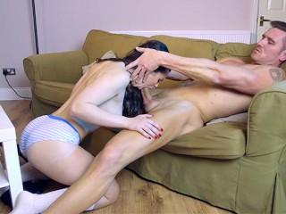 Nekanes Sweet Pussy: Sexy Nekane Sweet Gets Her Spanish Ass Fucked