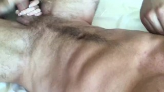 Pack fuck hotel  vegas abs a in blowjob made