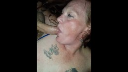 Old meth whore