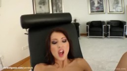 Watch masturbate Anne on Give Me Pink gonzo style
