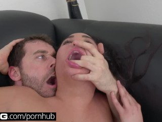 BANG Casting:Karlee Grey Gets Railed Raw During Her Audition