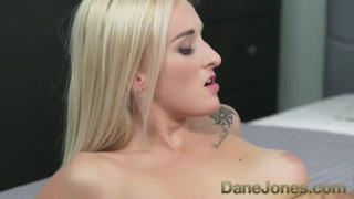 DaneJones Hot romance for shaved pussy blonde