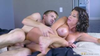 Brazzers sexy veronica milf big loves cock avluv tits big