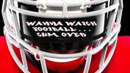 """""""WANNA WATCH FOOTBALL... CUM OVER"""" PART 1-3."""