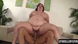 Beautiful Fatty fucked and facial