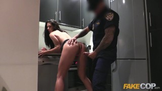 Having cop cop wanna be hot female fake sex cop babe
