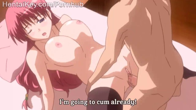 Hentai mom son - Haruomi fucked by his best friend uncensored