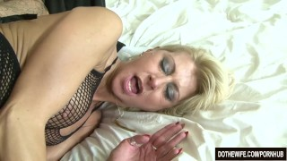 Black wife asshole cock in blonde wife dothewife