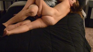 After bar pawg cam cock rides hidden on riding orgasm