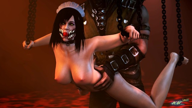 Naughty illustrated sex stories Mkx after story mileena x skorpion