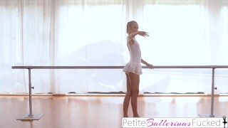 Fucks son petiteballerinasfucked blonde dancer instructors ivana cumshot