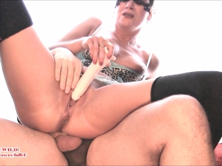 Hot wet MILF begs for DP and Anal Creampie (faffef)