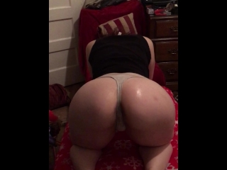 Phat booty wet pussy