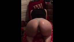 Amateur Pawg Innocence Showing Off Her Phat Ass And Wet Pussy