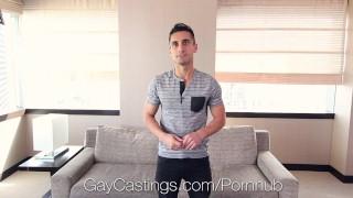 GayCastings - David Mazano Banged By Creepy Agent Anal anal