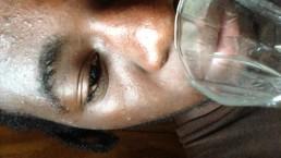 Fetish French Kiss bottle glass 2