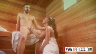 """Digital Playground- Horny Strangers Fucking In The Steam Room"
