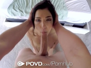 POVD – Gorgeous Leah Gotti fucked and facialed after shower