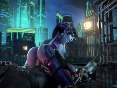 Widow Maker Reaper Ellowas SFM