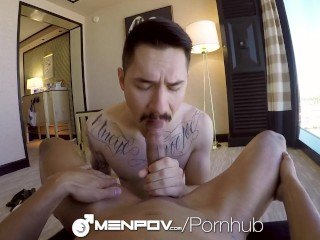 MenPov - Kevin Blaise Fucks Zak Bishop in Pov