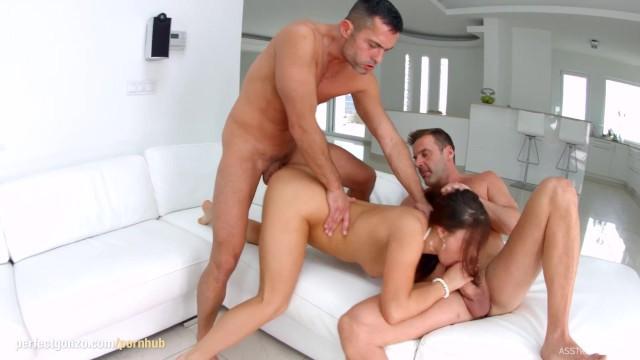 Nikki Waine deep anal hardcore gonzo scene by Ass Traffic 47